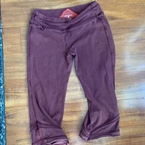 Prana Yoga Capri Pants